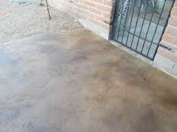 stained concrete slab patio. Brilliant Patio Patio Sealer Look For Stained Concrete Slab Patio