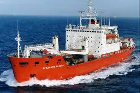 Главная страница Морские вести России Судно Академик Федоров доставит в Антарктиду 2 тыс тонн грузов для полярных станций