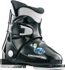 kid ski boot size rossignol r18 junior ski boot size 21 5 scooter ski