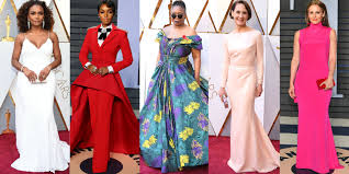 Famous Dress Designers 2017 Christian Siriano Dressed 17 Women At Oscars 2018