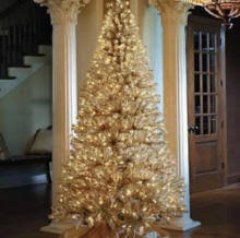how-to-decorate-a-christmas-tree-gold-platinum