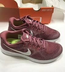 Nike Free RN <b>2017 Women's</b> Running Sneakers <b>Vintage</b> Wine 5.5 6 ...