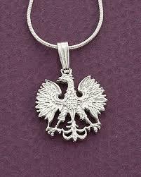 silver polish eagle pendant sterling