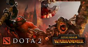 warhammer comes to the dota 2 workshop dota 2