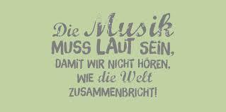Bild Zitat Schöne Zitate über Musik