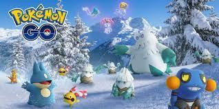 Pokémon Go Update-News: Winter-Event 2018 mit neuen Sinnoh-Pokémon und  Shinys