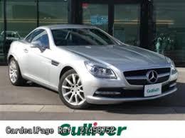 Bobby rahal motorcar company (24). 2012 Jan Used Mercedes Benz Slk Class Dba 172448 Ref No 458752 Japanese Used Cars For Sale Cardealpage