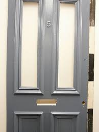 3600055 victorian front door with two glass panels 230cm x 90