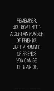 Friendships Ending
