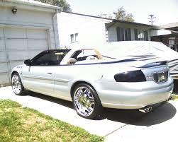 lilp303 2001 Chrysler SebringLimited Convertible 2D Specs, Photos ...