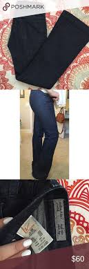 Citizens Of Humanity Wide Leg High Rise Jeans Dark Blue