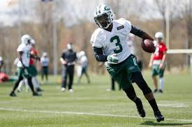 Ex-Elon receiver goes through tryout practices with Jets - Sports - The  Times-News - Burlington, NC