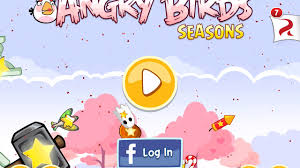 Angry Birds Seasons Hogs And Kisses 3 Star Golden Egg - YouTube