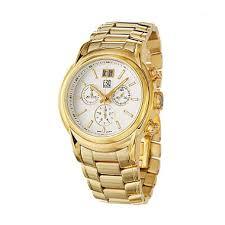 esq by movado men s quest stainless steel yellow gold plated case esq by movado men s quest stainless steel yellow gold plated case and bracelet chronograph quartz watch
