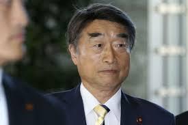<b>Male Japanese</b> minister says female high heel dress code is