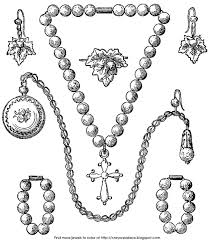 Click on an image below. Necklace Coloring Pages Coloring Home