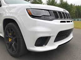 2018 jeep srt trackhawk. simple jeep 2018 jeep grand cherokee trackhawk exterior inside jeep srt trackhawk