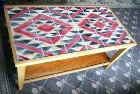 how to make a mosaic table how to make a mosaic coffee table ideal for home