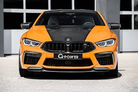Turning up the wick to 790 horsepower is a bit extreme but also incredibly. G Power G8m Hurricane Bmw M8 Now Makes 900 Horsepower