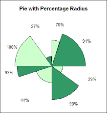 Excel Radar Chart Fill Excel Charts Excel Pie Chart With Individual Slice Radius