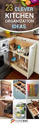Kitchen Organisation 17 Best Ideas About Kitchen Organisation On Pinterest Kitchen