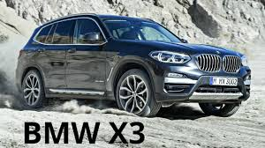 2018 BMW X3 XDrive 30d - Perfect SUV 265 Hp