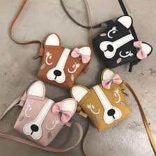 xiniu children cute animal bowknotl leather handbag shoulder bags mini kids cross bag purses and handbags rolling backpacks messenger backpack