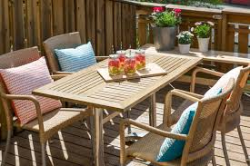 outdoor furniture ideas for small deck