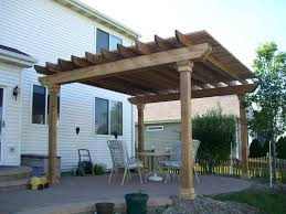 Patio Meaning Trellises An Extra Tall Wooden Patio Trellis That