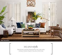 Small Picture Island Style Furniture Decor Williams Sonoma Williams Sonoma