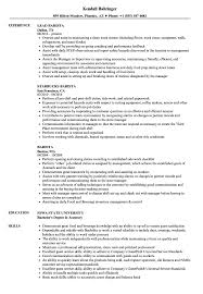 Starbucks Barista Resume Barista Resume Samples Velvet Jobs 14