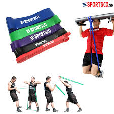 Pull Up Band Assistance Chart Pull Up Assist Bands Resistance Loop Bands