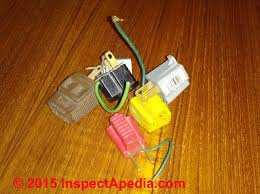 2 wire no ground electrical outlet installation wiring details 3 prong to 2 prong plug adapters for 2 wire electrical circuits c daniel