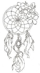 How To Draw A Dream Catcher Dream catcher drawing DIY Pinterest Dream catcher drawing 30