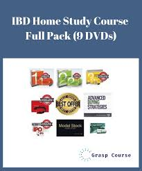 Ibd Home Study Course Full Pack 9 Dvds