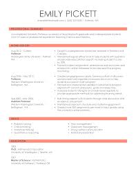Teacher Resume Examples Free To Try Today Myperfectresume