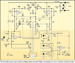 bidirectional h bridge dc motor motion controller MOS FET H-bridges Circuits Circuit Diagram H Bridge Motor Driver #34