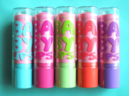 Baby Lips Colors Reviewl