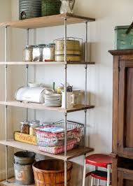 industrial style shelving. Industrial Kitchen By Julie Ranee Photography Style Shelving