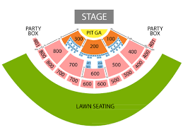 Oakdale Theater Seating Chart Comcast Theatre Hartford Ct