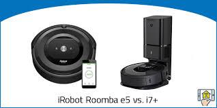 Irobot Roomba E5 Vs I7 Differences Explained