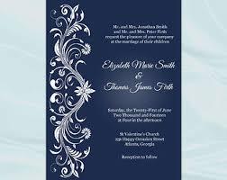 Free Invitation Templates Download Wedding Invitation Card Editable Template Elegant Editable Wedding