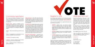 Election Energized: Are You Ready To Exercise Your Rights? | Nccm ...