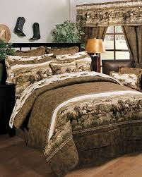 horse theme bedding print of horses in wild western theme comforter and sheet sets