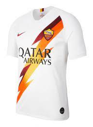 Camisa Reserva AS Roma 2019-20