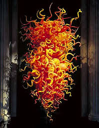 murano glass chandeliers custom made many colors and shapes to choose from