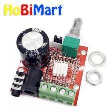 Hobimart Kecil Digital Audio Amplifier 12 Volt Papan 10 W + 10 W Dua  Saluran PC Power Amp Kelas D Stereo Ampli Kit # LU03|kit kits|kit ampkit  ampli - AliExpress