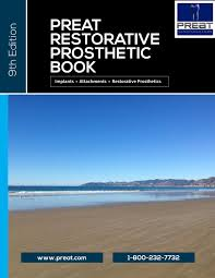 Preat Restorative Prosthetic Book By Preat Corporation Issuu