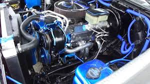 1986 chevy c10 custom 350 engine