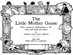 the little mother goose